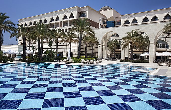 KEMPINSKI HOTEL THE DOME BELEK'TEN MERHABA!...